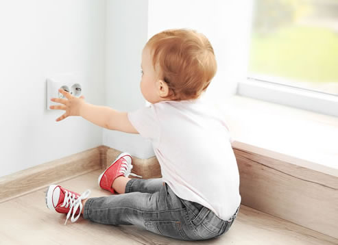 Tips to Childproof Your Electrical Outlets