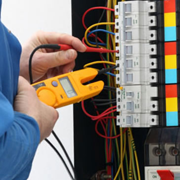 Electrical Panel Replacement in Fayetteville