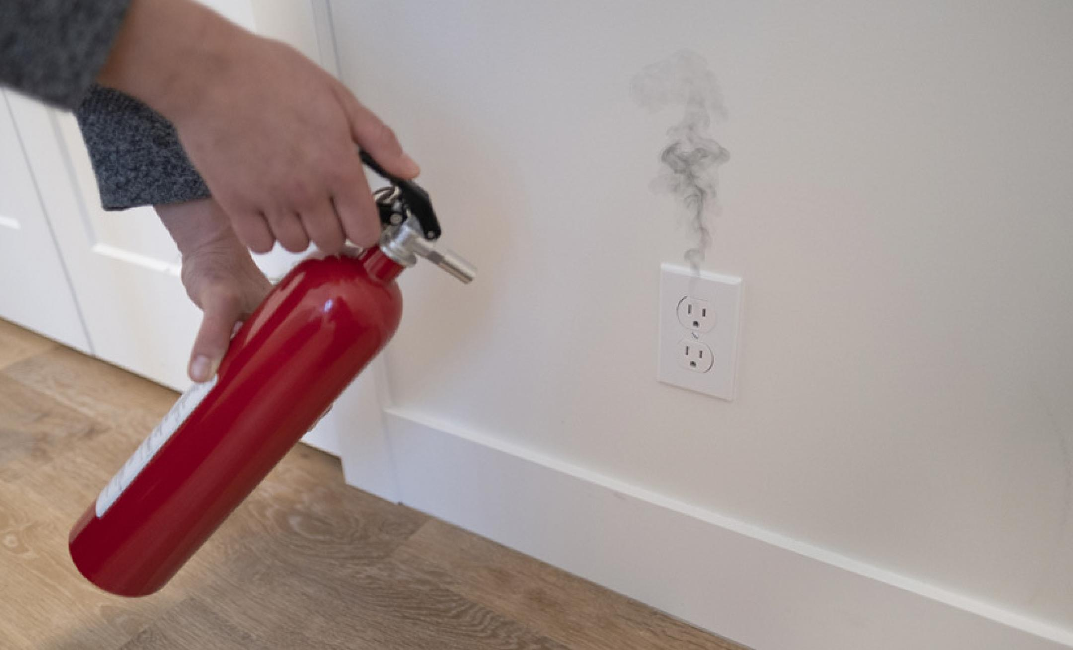 How to Fix a Smoking Electrical Outlet