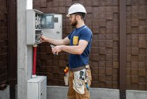 Electrical Panel Replacement in Peachtree City