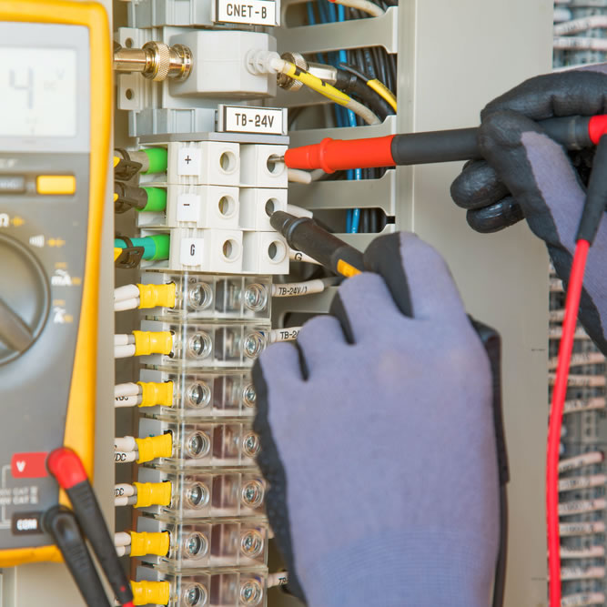 Electrical Panel Replacement in Johns Creek